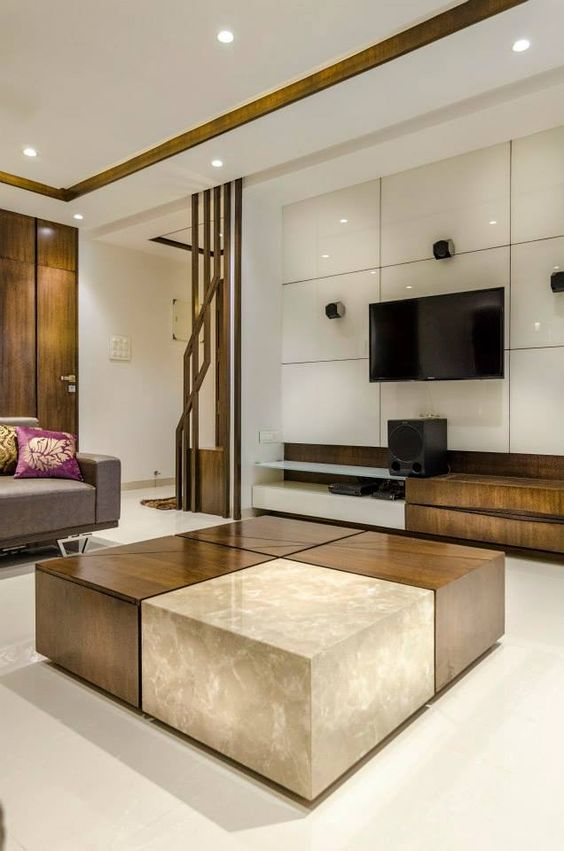 Lcd Unit Design Tv Showcase Lcd Units Modern Wall Units: 100+ Coffee Table Design Inspiration