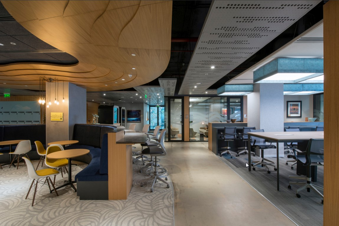 Microsoft Offices – Mumbai | DSP Design Associates - The Architects ...