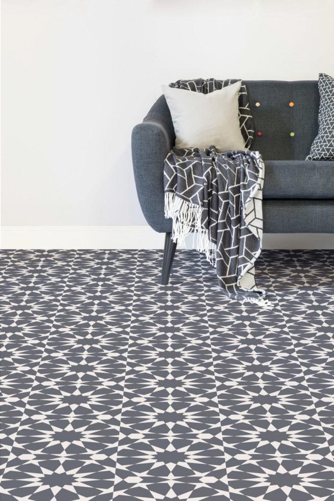 Morocco vinyl flooring