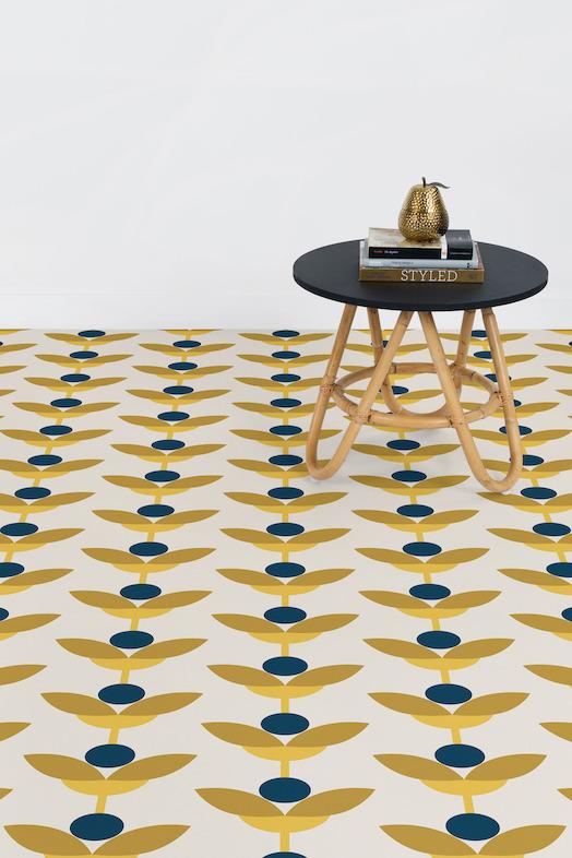 Vinyl Flooring texture