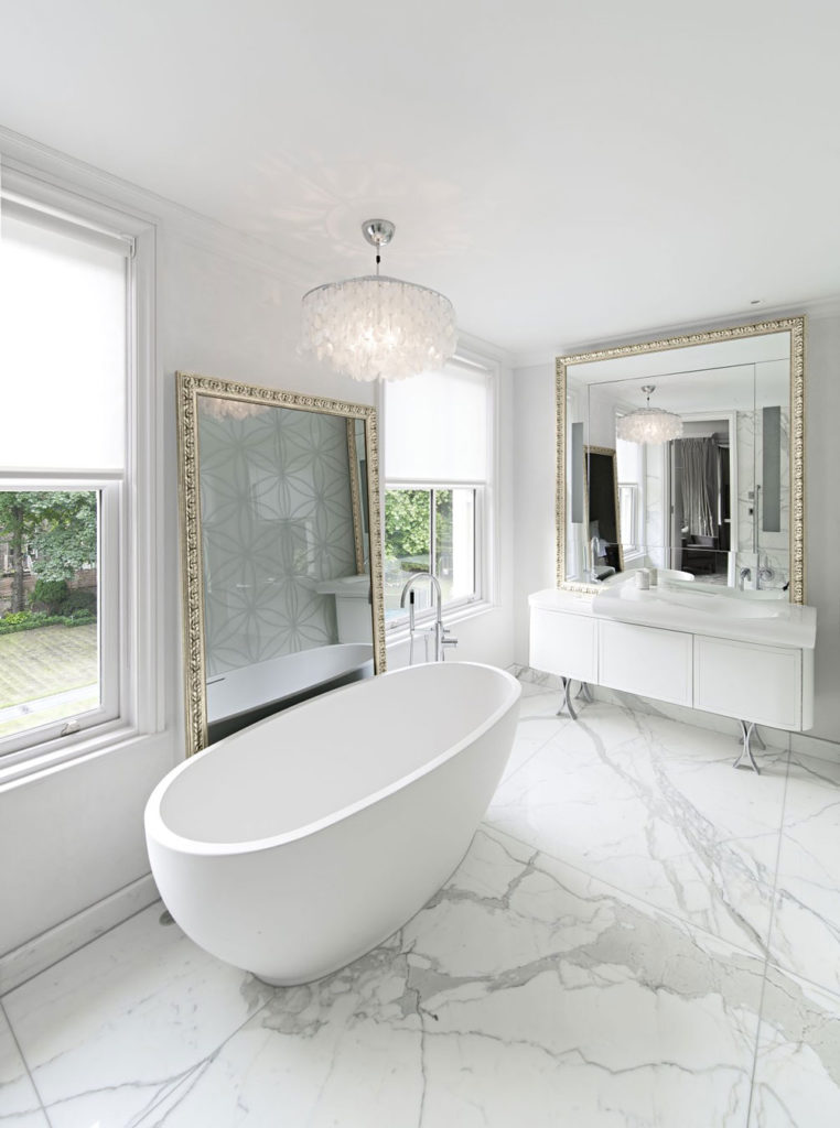 100 marble bathroom designs ideas the architects diary for Bathroom design marble