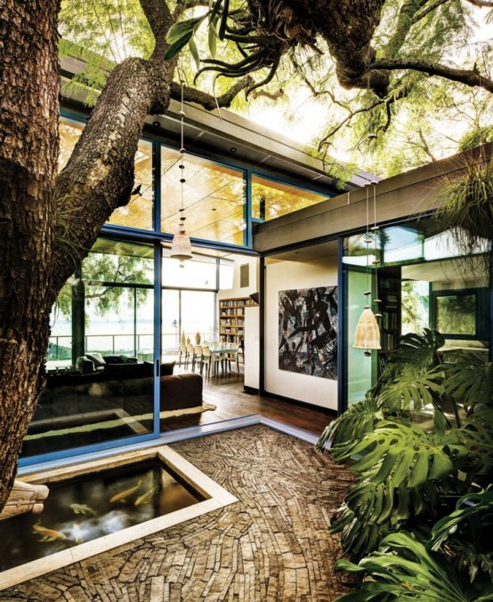 50 courtyard garden design inspiration the architects diary for 50s garden design