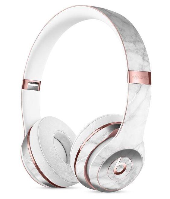Marble headphone