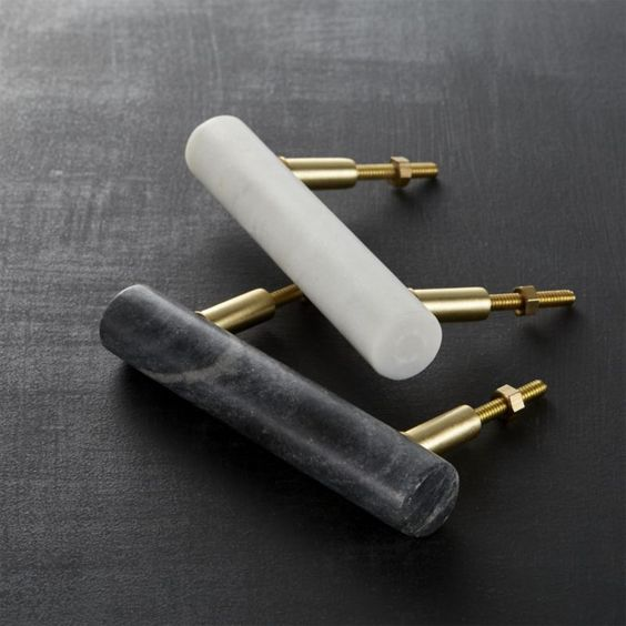 Marble handle