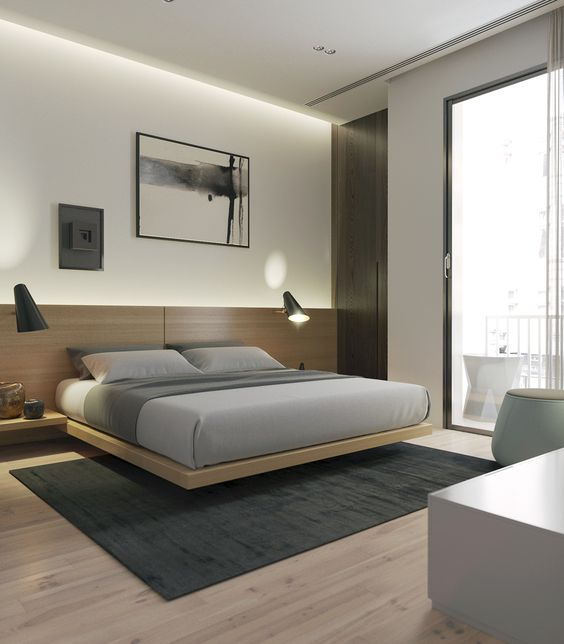 100+ Modern Bedroom Design Inspiration