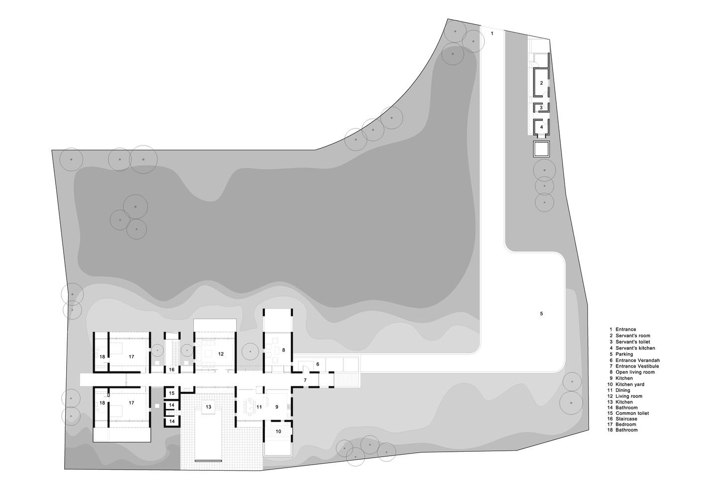 Outhouse plan