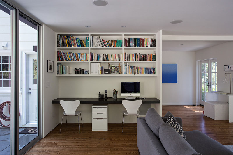 50 home office space design ideas for two people the - Home office designs for two people ...