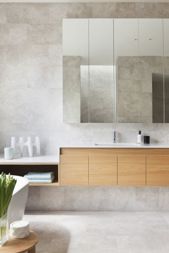 30 minimal bathroom design inspiration the architects diary for Bathroom remodel inspiration