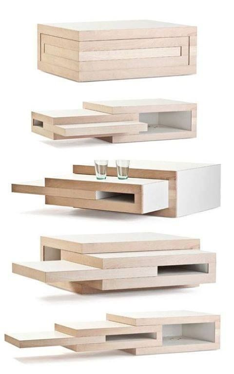 25 Multi Functional Furniture Design Inspiration The