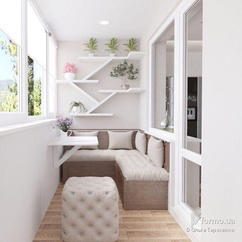 51 small balcony decor ideas the architects diary for Balcony wall decoration