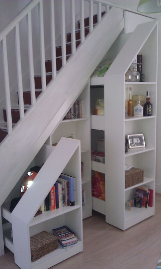 Gorgeous Under Stair Storage Design Ideas The Architects