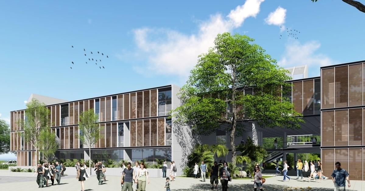 New CEPT University Campus