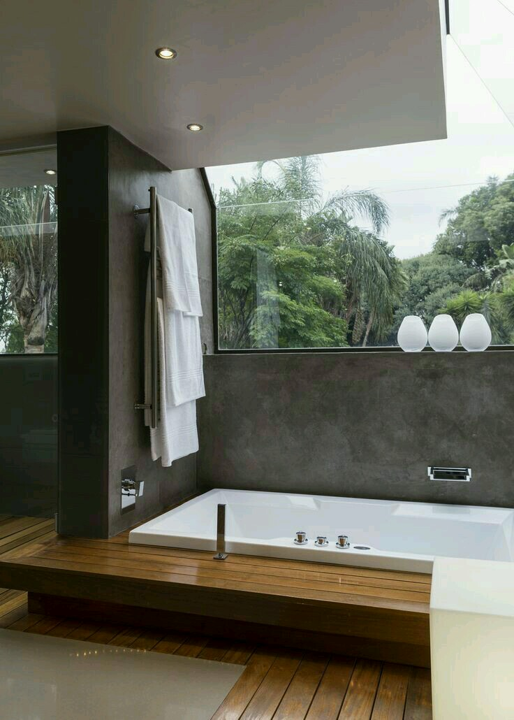 20 amazing open bathroom design inspiration the for Bathroom decor inspiration