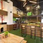 Mozzars Pizzaworks Interiors