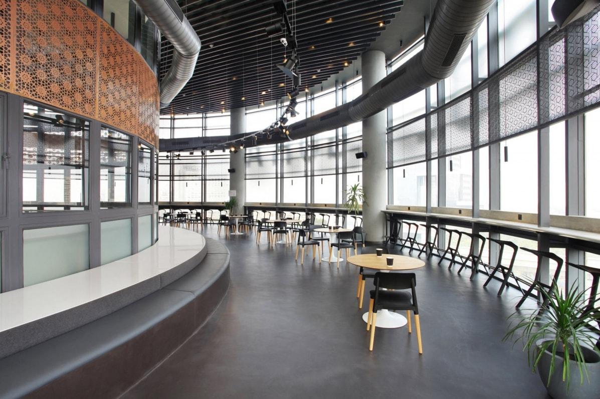 amazon blink offices  delhi ultraconfidentiel design  architects diary