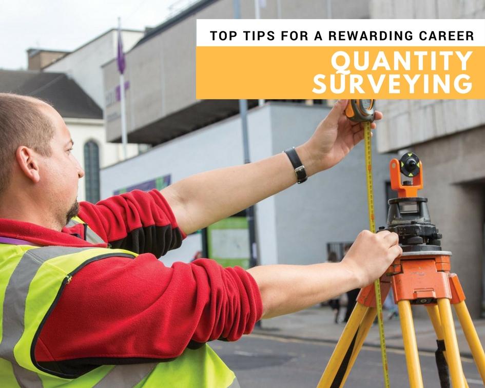 Career In Quantity Surveying