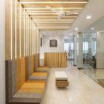 reception waiting area design ideas