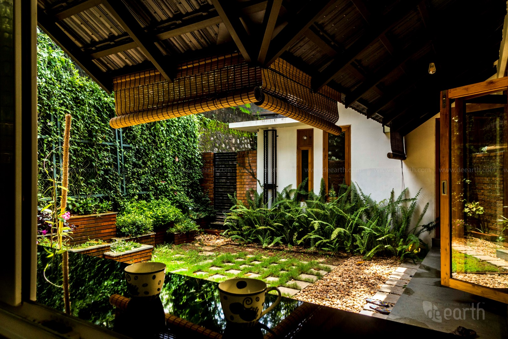 The garden house calicut de earth the architects diary for Garden in the house