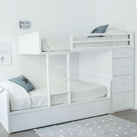 Bunk beds superior space savers the architects diary - Cama tren ikea ...