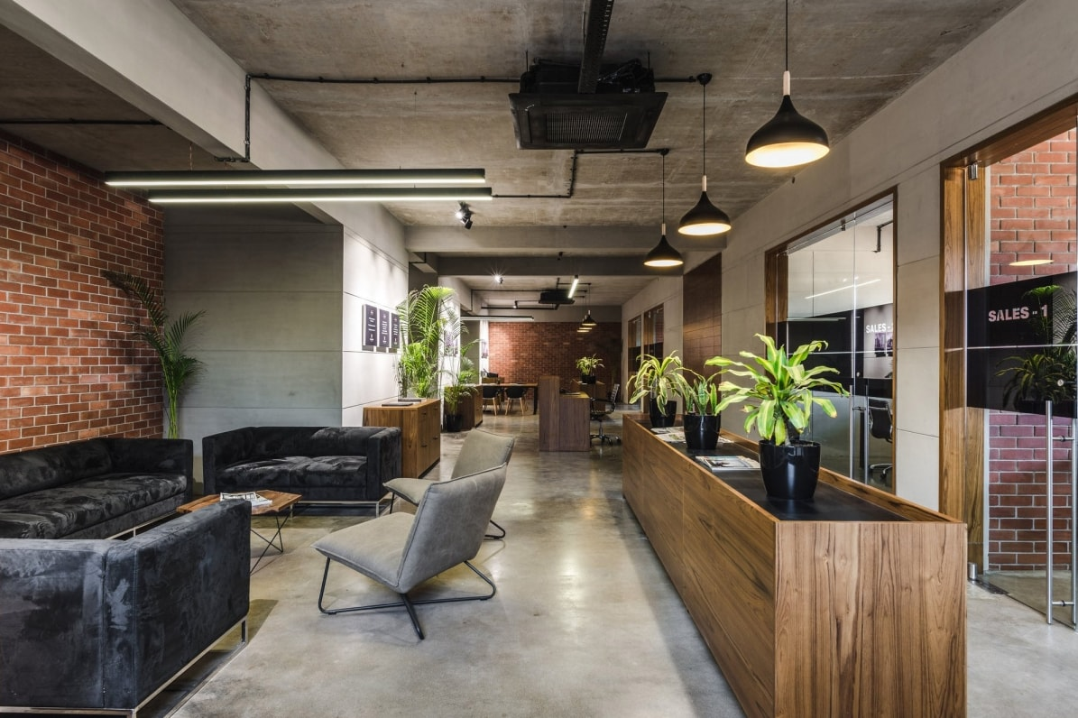 space with minimal and contemporary approach