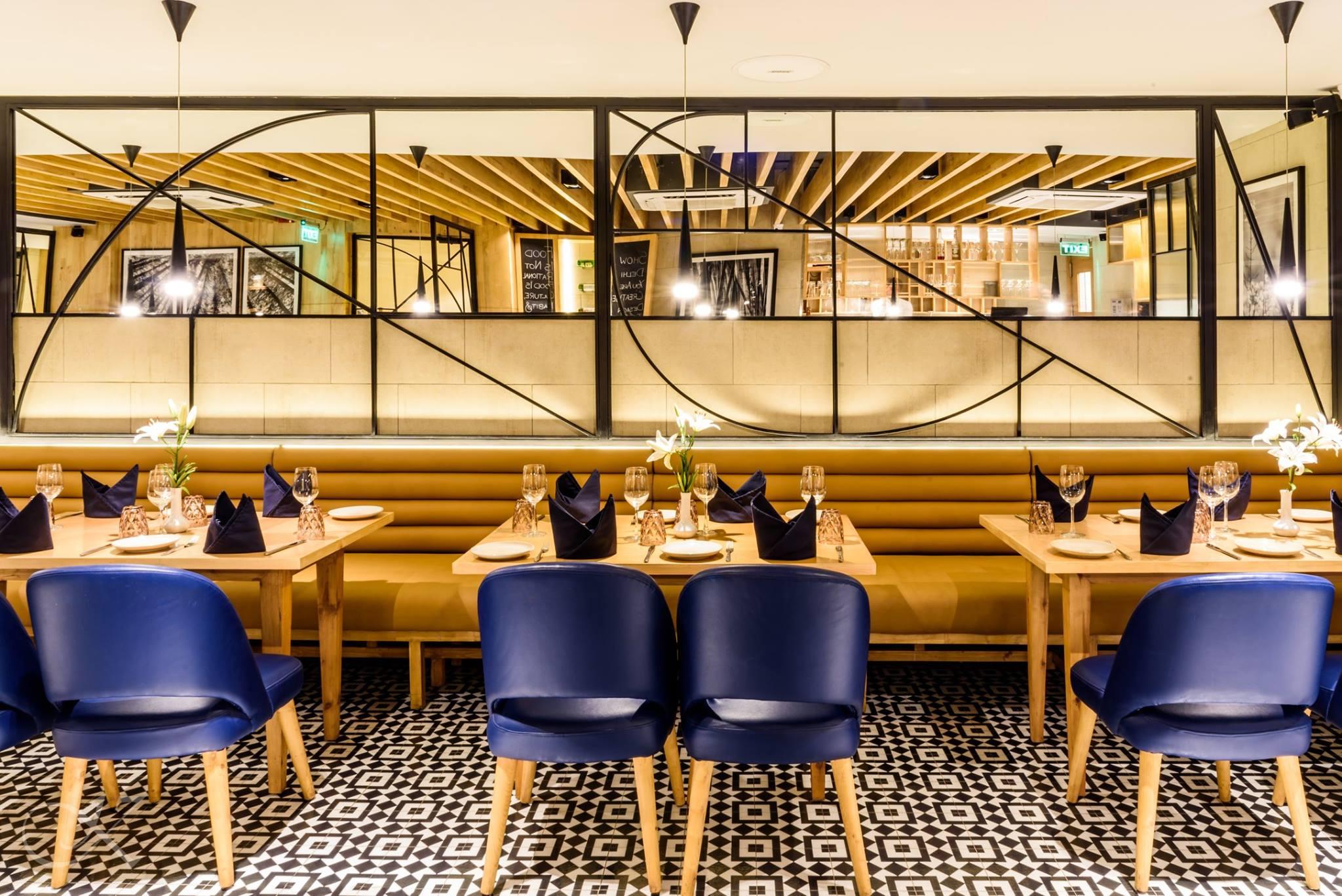 Top restaurant interior design in india the