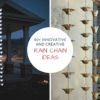 40+Innovative and Creative RAIN CHAIN IDEAS