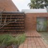 A Contemporary Brick House In Mysuru | Architecture Paradigm