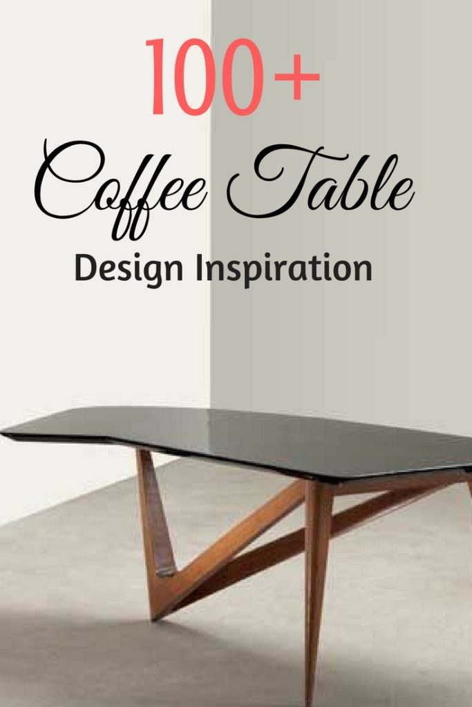 100+ Coffee Table Design Inspiration - The Architects Diary on Coffee Table Inspiration  id=78081