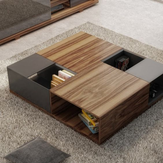 100+ Coffee Table Design Inspiration - The Architects Diary on Coffee Table Inspiration  id=89047
