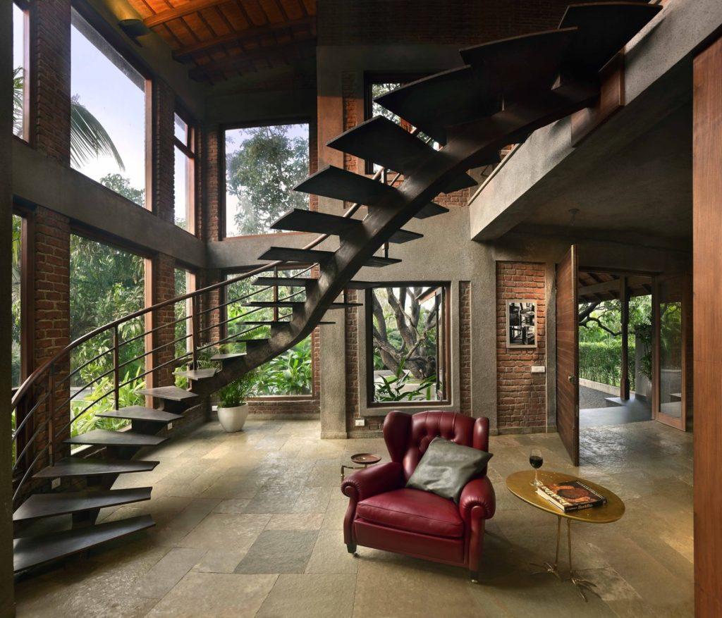 Vernacular House interior