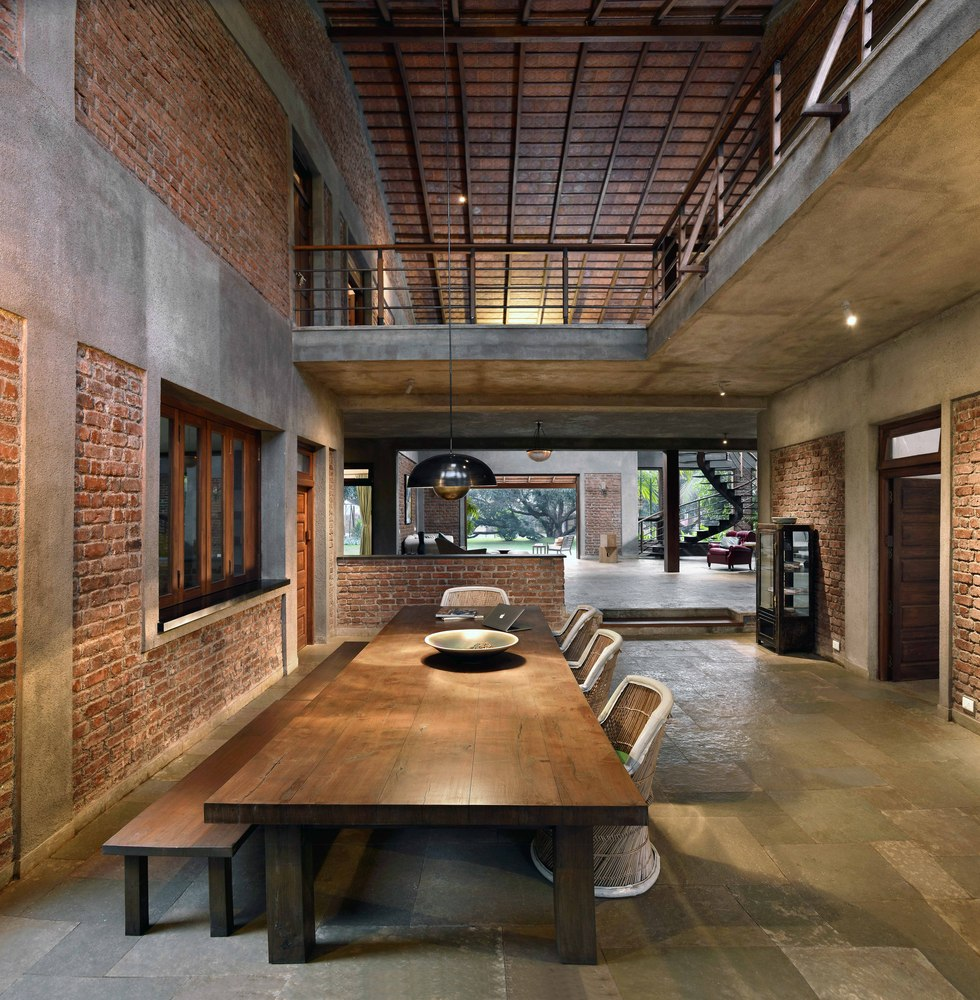 Vernacular House Has Rich Sense Of Culture And Tradition