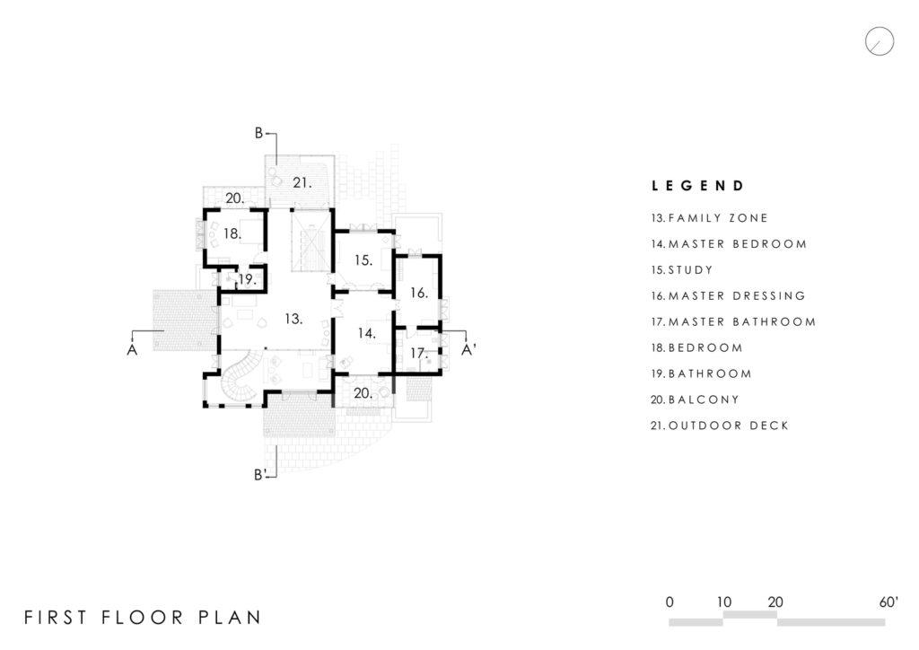 Vernacular House Plan