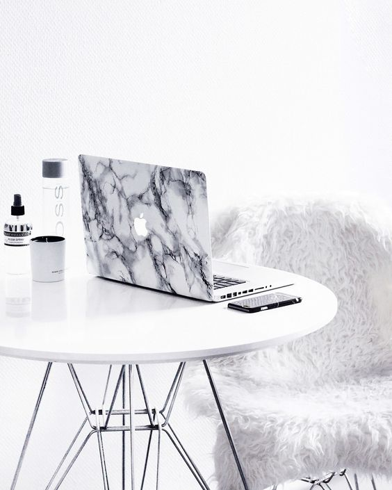Marble laptopcover