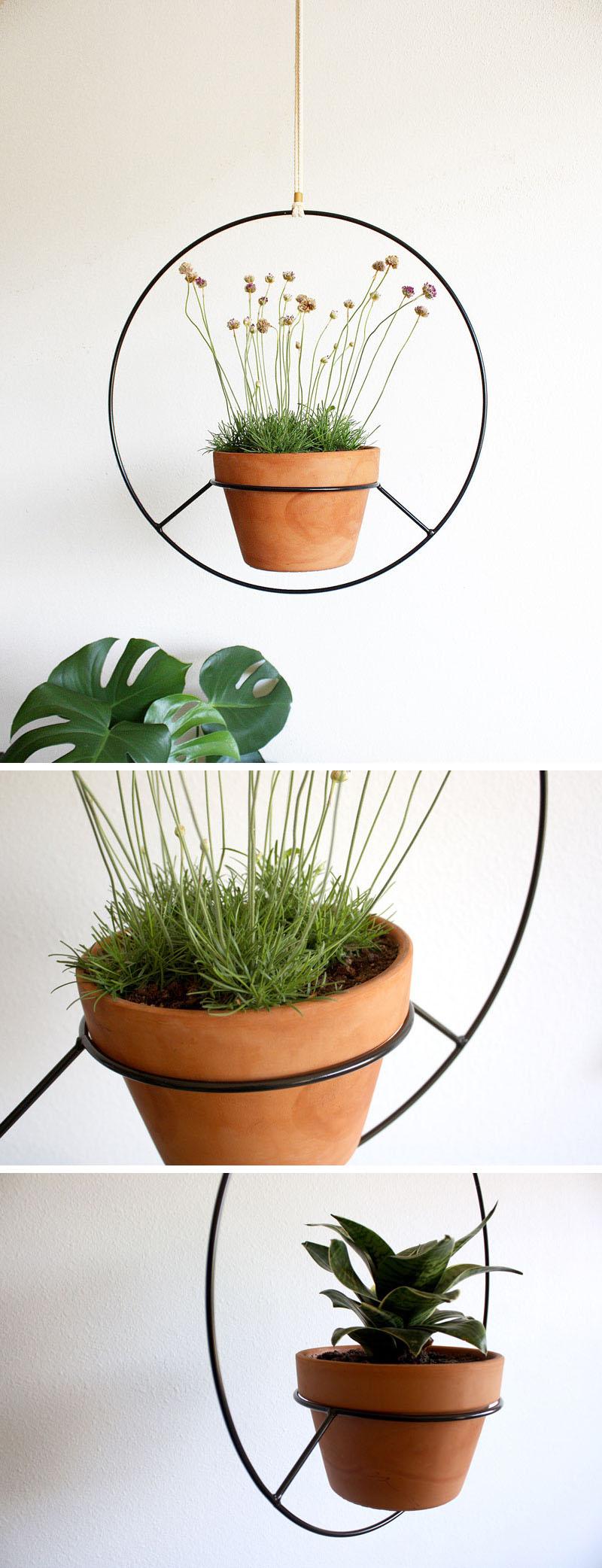 53 Indoor Garden Idea Hang Your Plants From The Ceiling