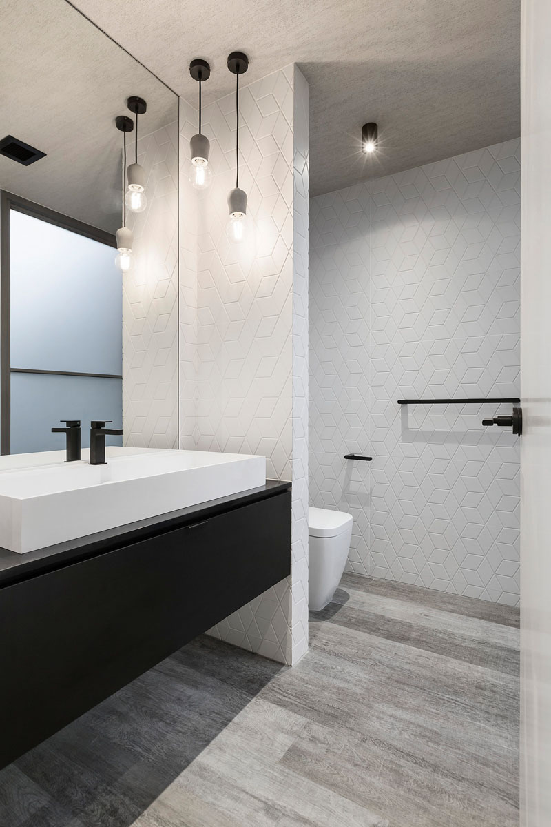 Minimal Bathroom Design Inspiration (27) - The Architects Diary