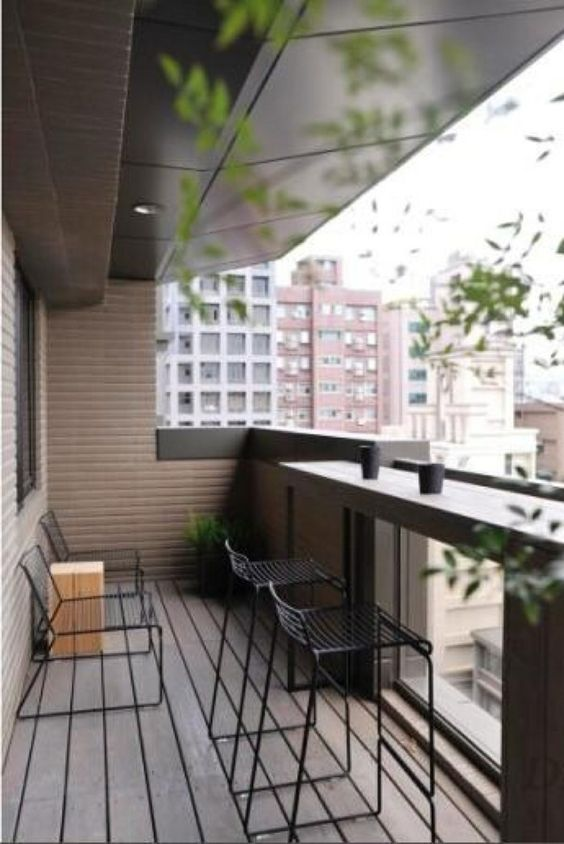 51 Small Balcony Decor Ideas The Architects Diary