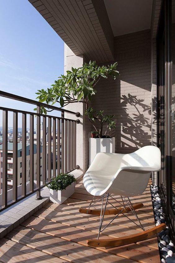 13 Small Balcony Design Ideas: 51 Small Balcony Decor Ideas