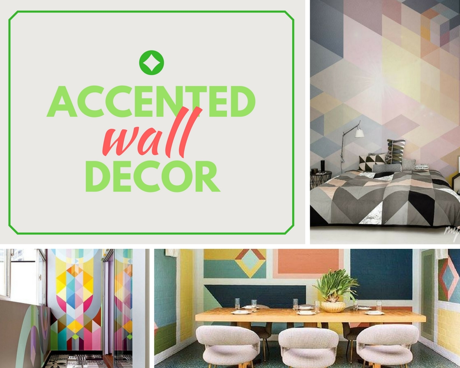 Accented Wall Decor