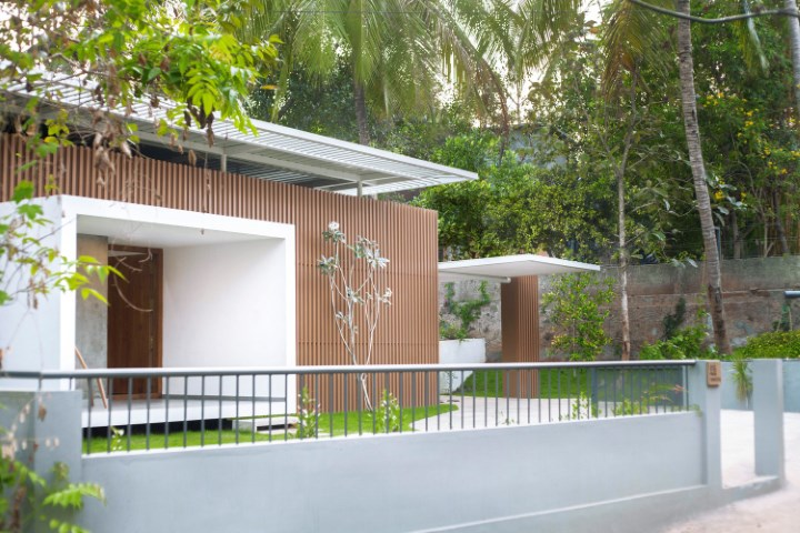 Minimal House Design In Kerala Zero Studio The Architects Diary