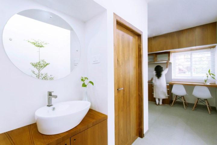 Minimal House Design In Kerala Zero Studio The Architects Diary