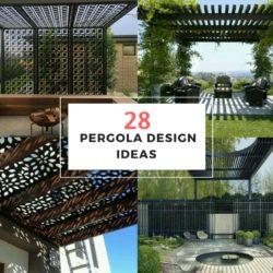 Pergola Design Ideas