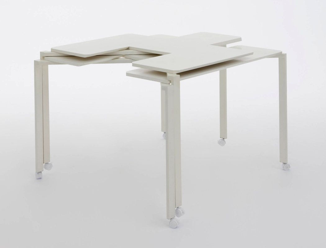 Tetris Tables Table That Fits The Needs The Architects