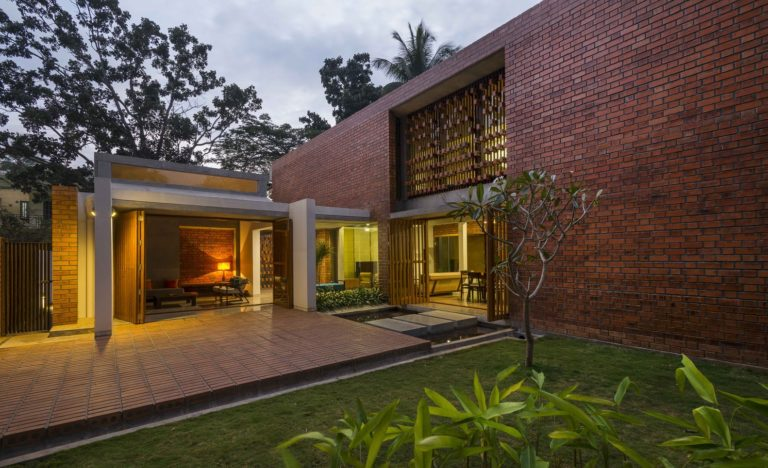 TOP 10 Residential Houses in India 2017 - The Architects Diary