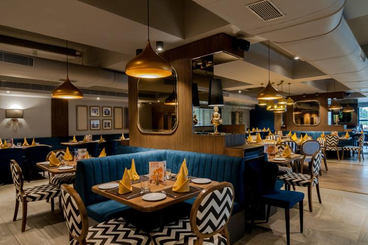 Restaurant interior design ahmedabad ido