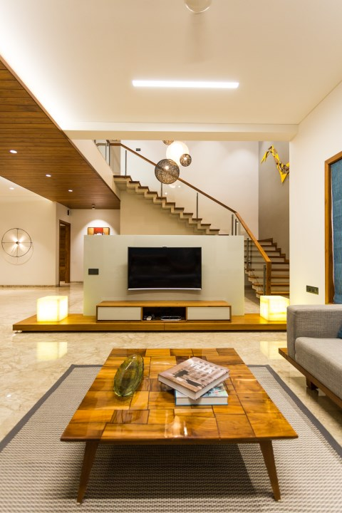 Residence Design With Straight Lines Creative And Comfortable Responses Vpa The Architects Diary