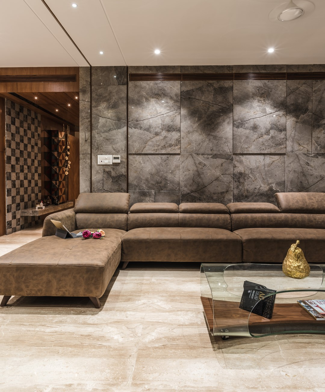 A Stylish And Urban Apartment Designed By DESIGN SCOPE
