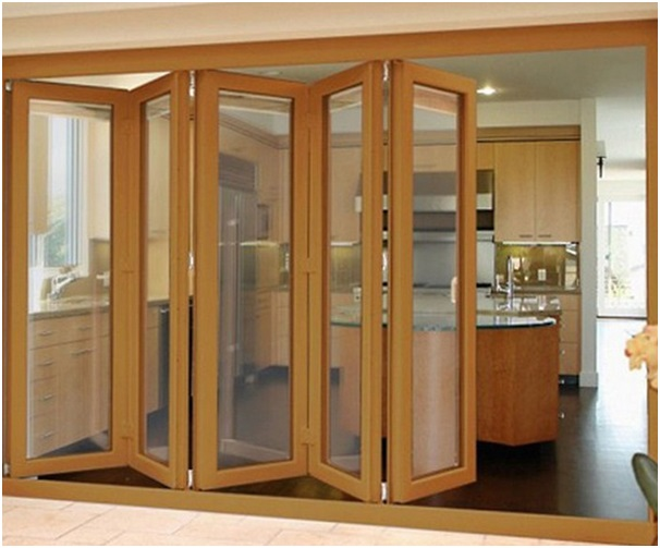 ... Laundry Rooms, And Small Spaces. They Are Perfect For Compact Areas.  Most Folding Doors Consist Of Wood And Used Primarily For Closets And As  Kitchen ...