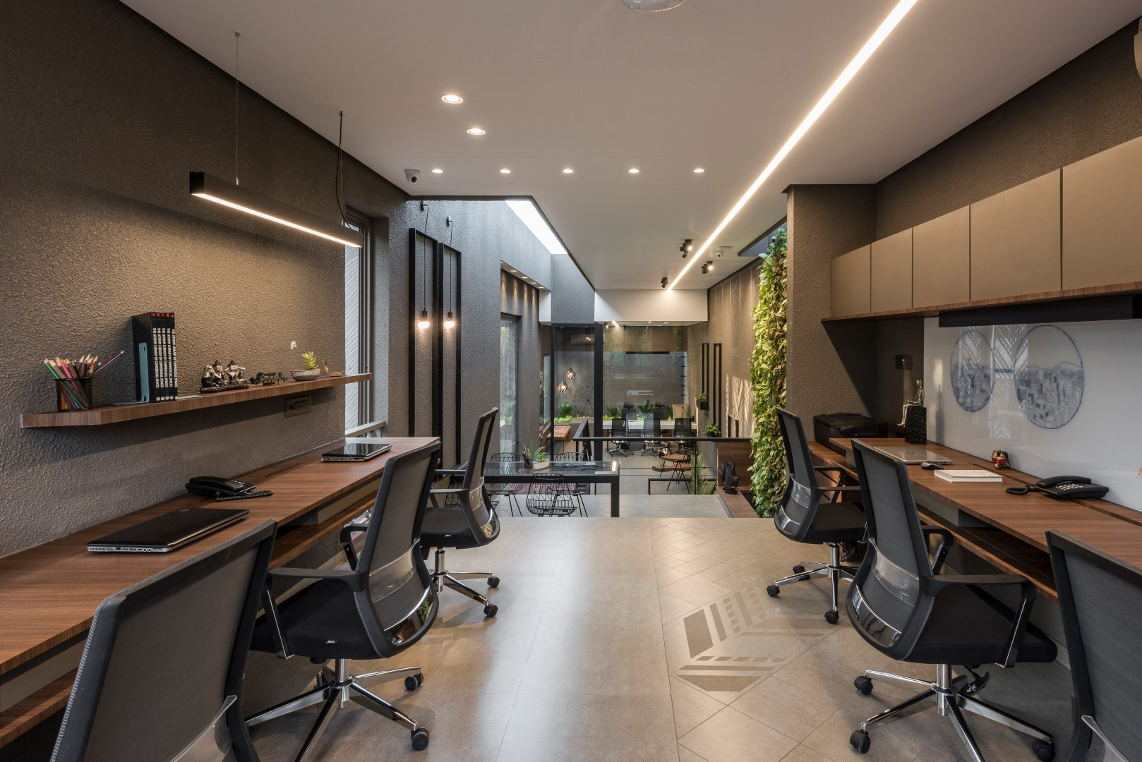 The Architects' Own Office   Portico Design Concepts - The ...