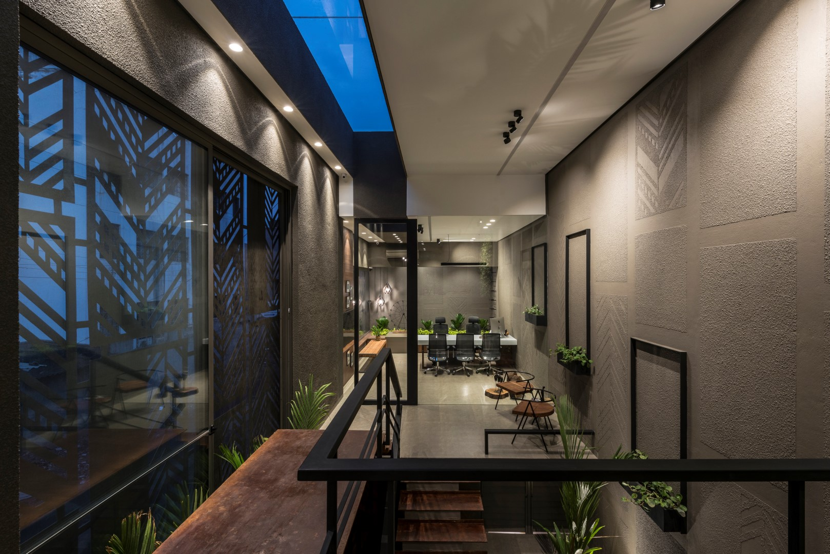 The Architects' Own Office | Portico Design Concepts - The