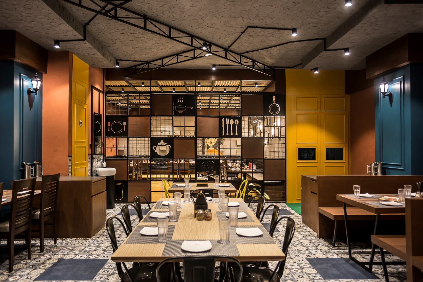 Top 10 Restaurant Interior Design In India The Architects Diary,Resume Creative Graphic Designer Cv
